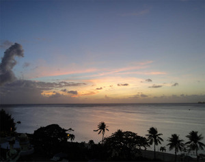 Saipan5sunset
